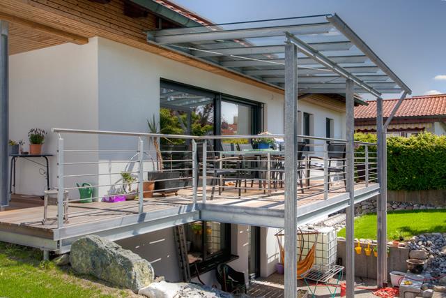 Relativ Weber Stahl- und Metallbau - Stahl-Glas-Konstruktionen FL59