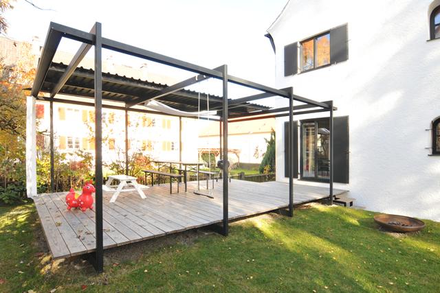 Extrem Weber Stahl- und Metallbau - Schlosserei - Willkommen bei RH07